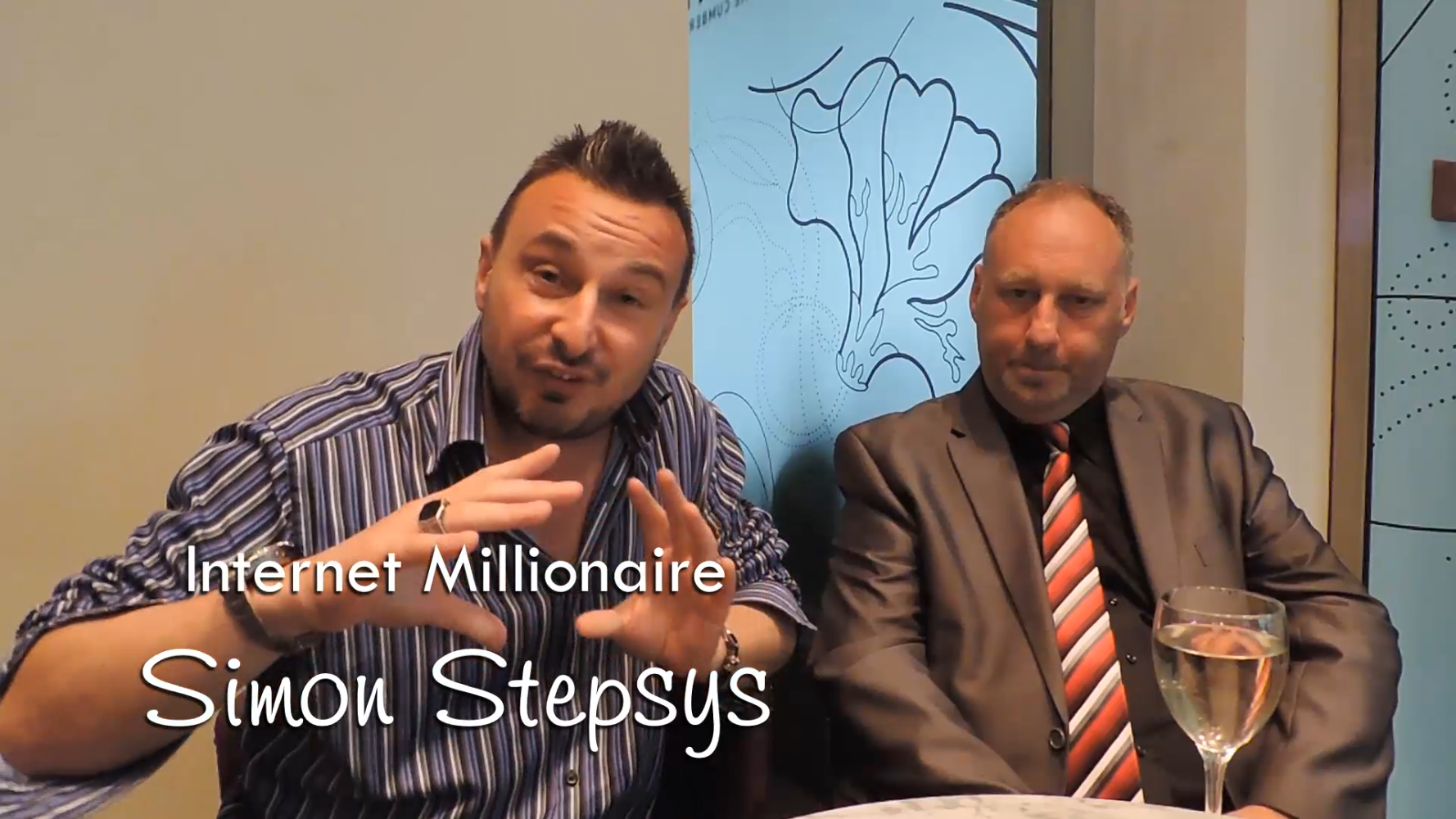interviews andrew stanleys map wealth com interview diamond team leader from cologne rainer barton